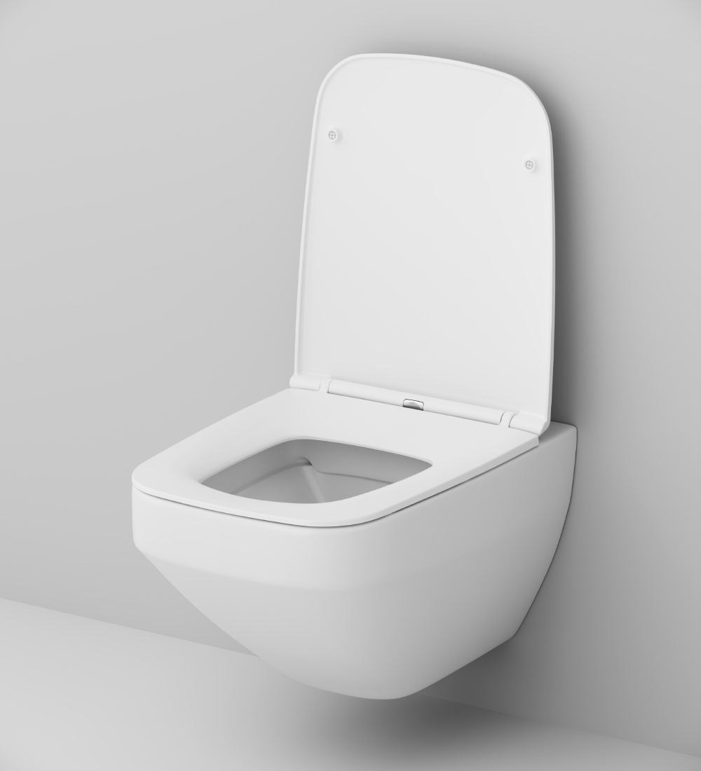 C50A1700WH Wall-hung WC FlashClean
