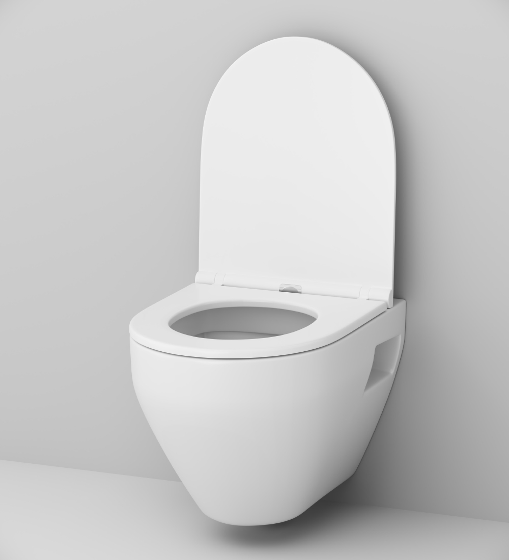 C701738WH Wall-hung WC